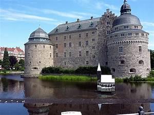 U00d6rebro Castle In  U00d6rebro  Sweden