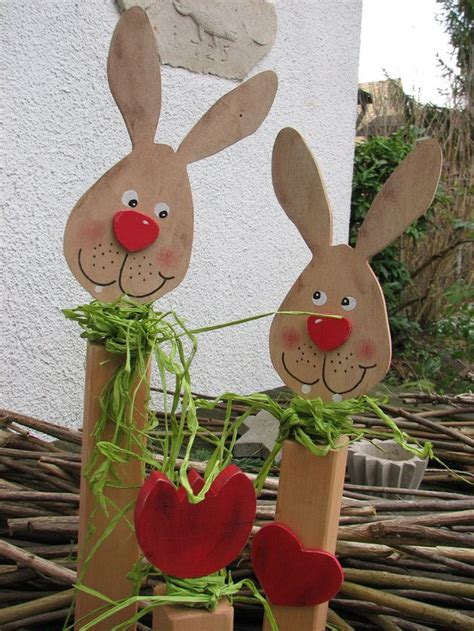 pin by pippi on werkstatt ideen ostern ostern hasen