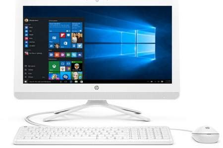 pc de bureau hp 22 b020nf 4262611 darty