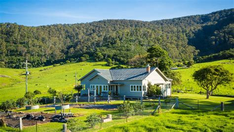 River Cottage Australia Property At Tilba Up For Sale