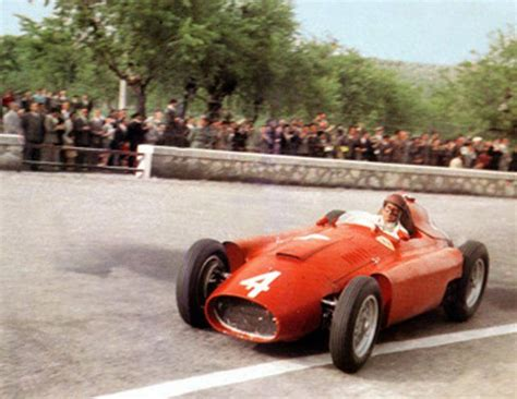 fangio 1956 formuła 1 color f1 i f1 racing