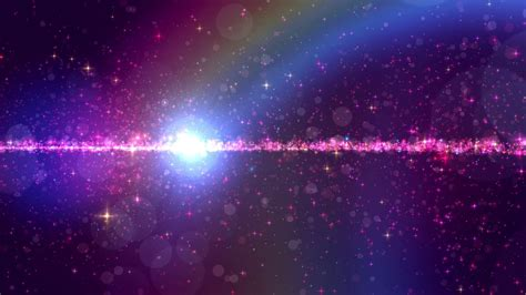 Rainbow Animated Wallpaper - 4k rainbow space moving background aavfx animated