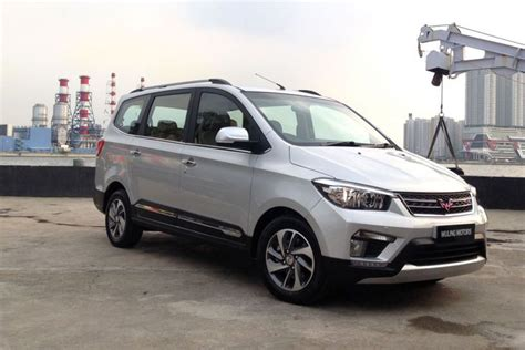 wuling confero s the mpv from china autocarweek