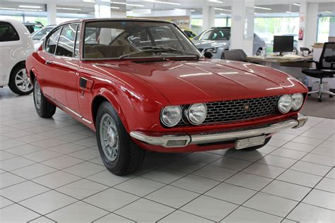 Fiat Dino Coupe For Sale by For Sale Fiat Dino Coupe 1968 Offered For Aud 79 560