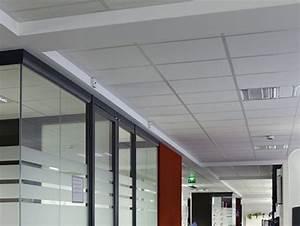 Faux Plafond Placo : aep travaux dalle de faux plafond standart aix en ~ Melissatoandfro.com Idées de Décoration
