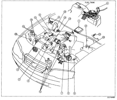 Mazda 3 Maf System Diagram by 2001 Mazda Millenia S Cooling Fans Wont Work