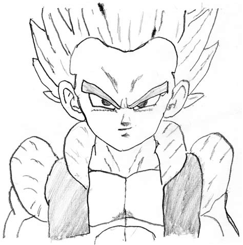 Goku Kleurplaat by Z Goku Saiyan 4 Coloring Pages Az