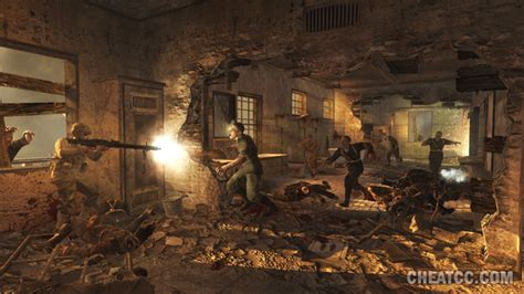 call  duty world  war map pack  impressions