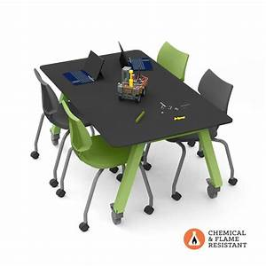 Makerspace Trespa Toplab Table