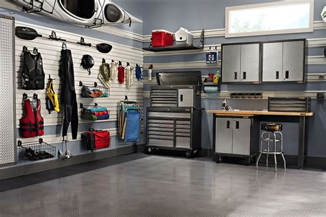 Garage Storage Systems To Organize Things — The Home Redesign