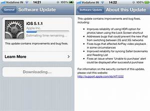 Apple releases ios 511 update for iphone ipod touch and for Mlb updates ipad iphone and ipod touch updates