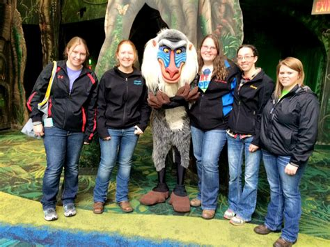 ewc vet tech students attend national conference eastern wyoming