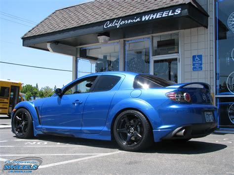 car mazda rx   wheels california wheels