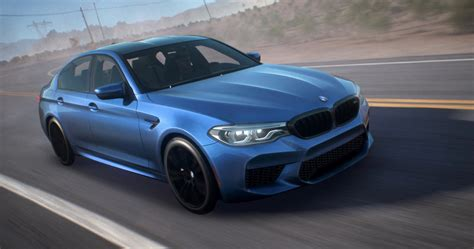 2018 Bmw M5 Is Ready For 'need For Speed Payback' The