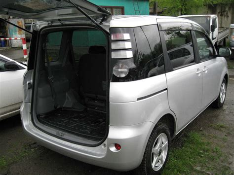 Toyota Sienta Picture by 2009 Toyota Sienta Pictures 1 5l Gasoline Ff
