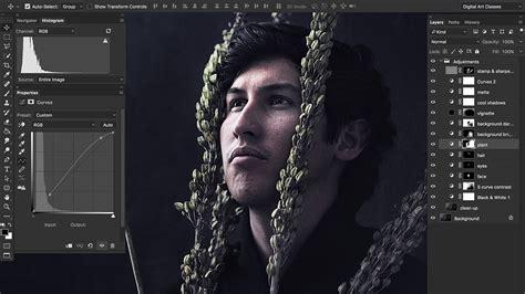 mastering portrait editing  photoshop pluralsight