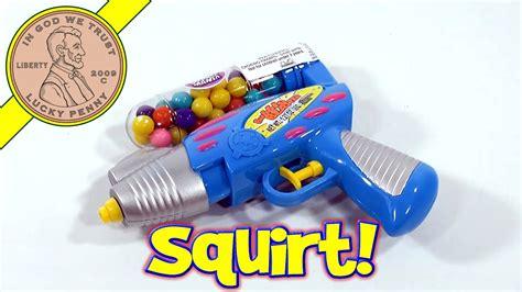 Bubble Mania Gumball Filled Blaster Squirt Gun