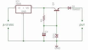 Rangkaian Charge Baterai Hp  Cell 3 7 Volt