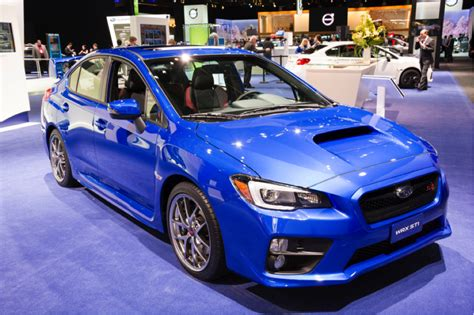 fastest subaru wrx top 5 fastest street legal cars of 2015