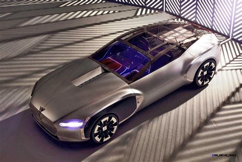 2018 Renault Coupe Corbusier