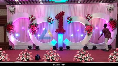 birthday decoration at shenbaga hotel and convention centre pondicherry 171 wedding