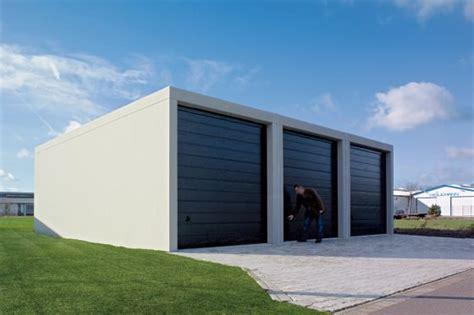 Fertiggaragen  Beton, Stahl, Holz  Omicroner Garagen