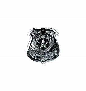 Plaque De Metal : plaque de police en m tal votre magasin de costumes en ligne ~ Teatrodelosmanantiales.com Idées de Décoration