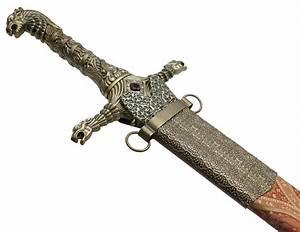 Game of Thrones - Oathkeeper Scabbard - Valyrian Steel
