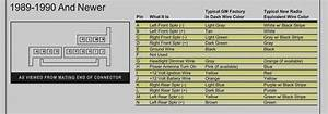 2004 Chevy Trailblazer Radio Wiring Diagram