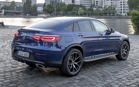 Along with four doors, flexible space, and turbo power driving. 2019 Mercedes-Benz GLC-Class Coupe AMG Line - Fondos de ...
