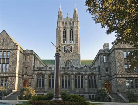Boston College top 10 undergraduate accounting programs in massachusetts