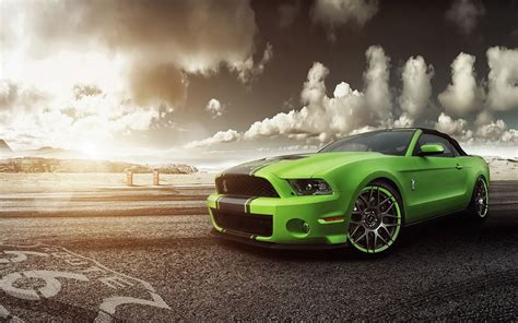 ford mustang shelby gt hd wallpaper gallery