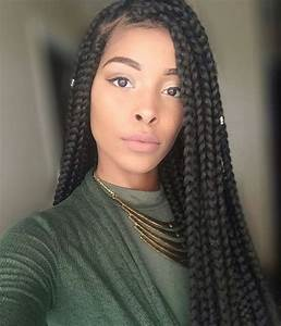 45+Stunning+Medium+Box+Braids+--+Experiment+With+Loved+One ...