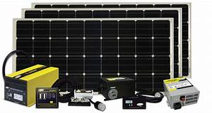 Ultimate Guide To Best Rv Solar Panels  Kits  U0026 Systems