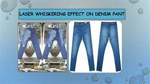 Denim Dry Washing Process
