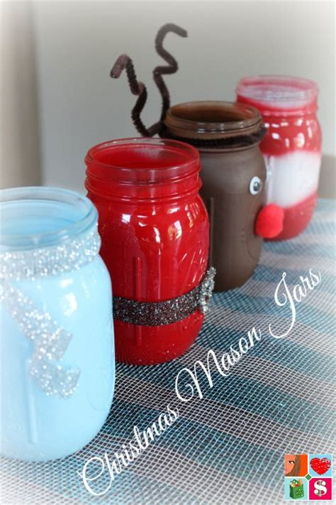 jar christmas crafts 15 amazing mason jar christmas crafts momdot