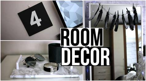 bedroom wall decorating diy room decorations diy room projects 2016