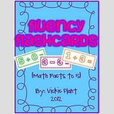 17 Best Images About Number Fluency Fun! On Pinterest  Student, Math Fact Fluency And Doubles Facts