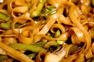 Thai Rice Noodle Recipes