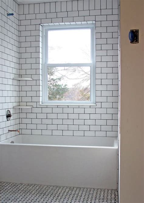 subway tile tub surround 29 white subway tile tub surround ideas and pictures