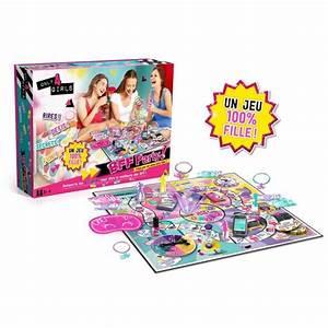 Jeux Pour Fille De 5 Ans : jeux de societe pour fille achat vente jeux et jouets ~ Voncanada.com Idées de Décoration