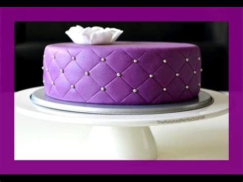 Kuchen Muster by Sallys Zitronentorte Mit Fondant Fondanttorte Doovi