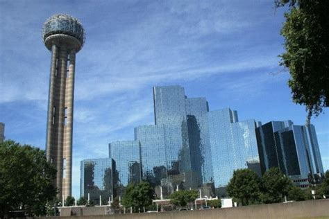 Reunion Tower Observation Deck Height by 10 Must To Visit Tourist Attractions In Dallas