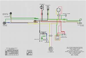 Wiring Diagram For Honda Cbf 125
