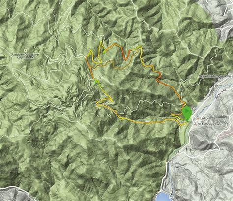 Mamma Quail Hiking California The Footprint