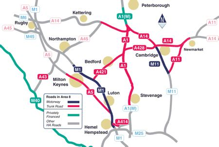 highways agencys  eastern area asset support contract
