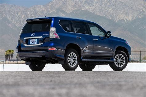 2017 Lexus Gx 460 First Test Posh (and Aging) Offroader