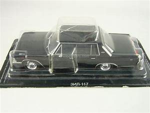 Auto 61 : model cars 1 43 zil 117 black deagostini auto legends ussr 61 ~ Gottalentnigeria.com Avis de Voitures