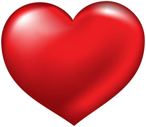 red heart png clipart  web clipart