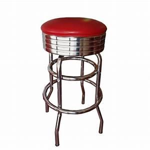 Tabouret De Bar Retro : tabouret de bar retro ~ Teatrodelosmanantiales.com Idées de Décoration